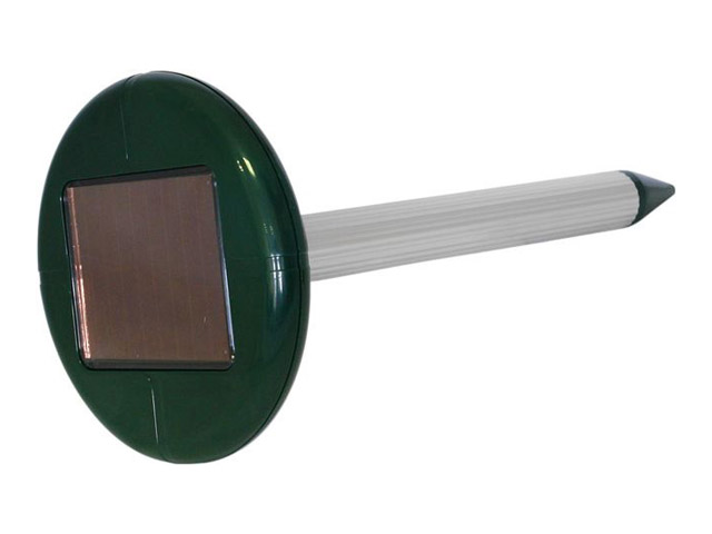 Антикрот на солнечной батарее